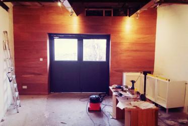 Concrete Carrot Showroom Refurb