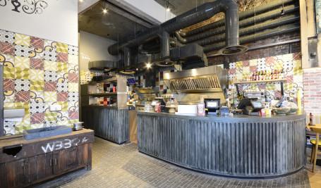 Nando's in Bristol