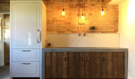Bespoke Kitchen Sink